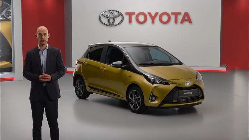 The Toyota Yaris Y20 arrives to celebrate its 20 years in the market