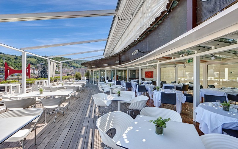top rooftop bars Madrid