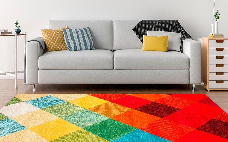 discover carpet colors