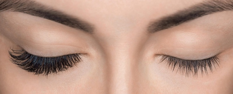 How to grow the eyelashes naturally
