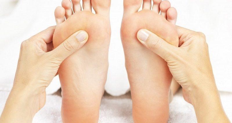foot reflexology benefits