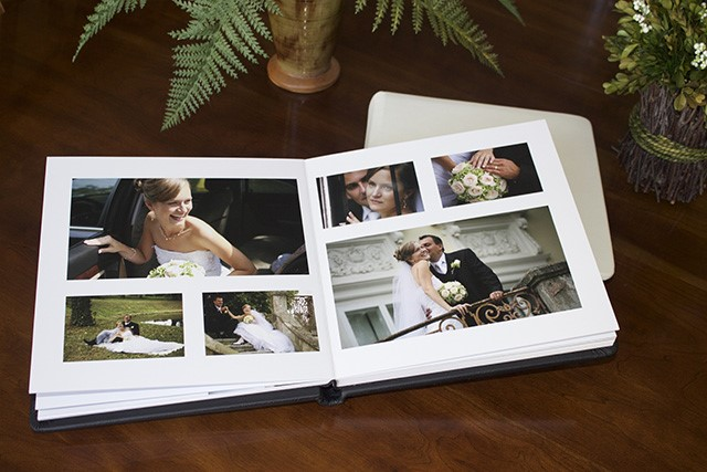 How to choose the perfect photos for your wedding album
