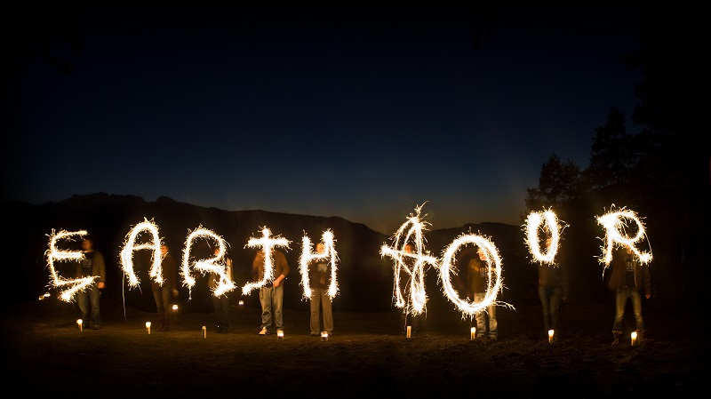 earth hour 2020