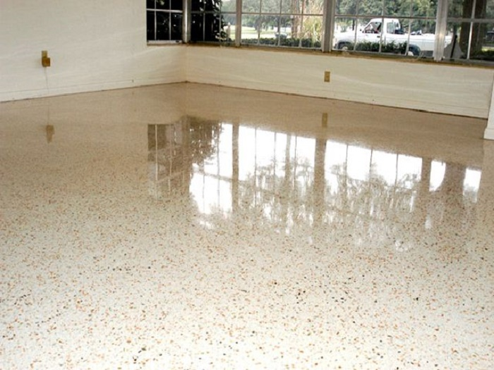 How to clean terrazzo floors? Step by step tricks