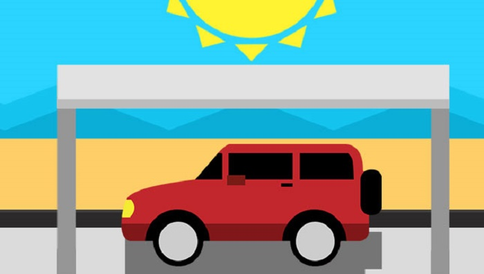Car tips for summer: Keep your car cool at the hot season