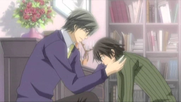 junjou romantica romantic moments
