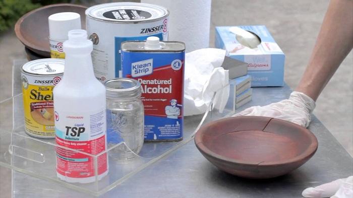Uses of denatured alcohol