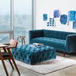 Velvet sofa: which one to choose among the new trends