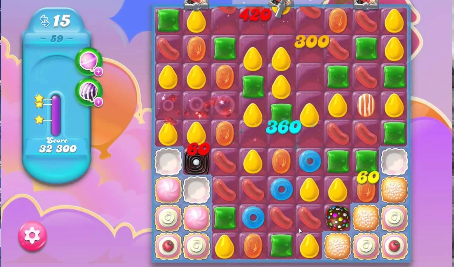 Candy Crush Clone