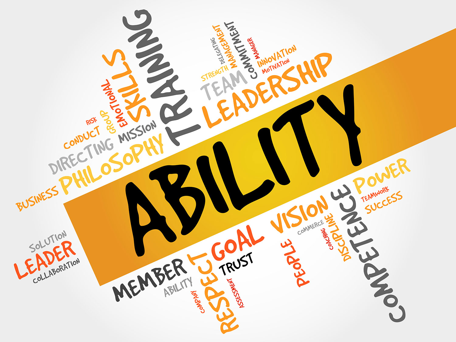 Personal abilities