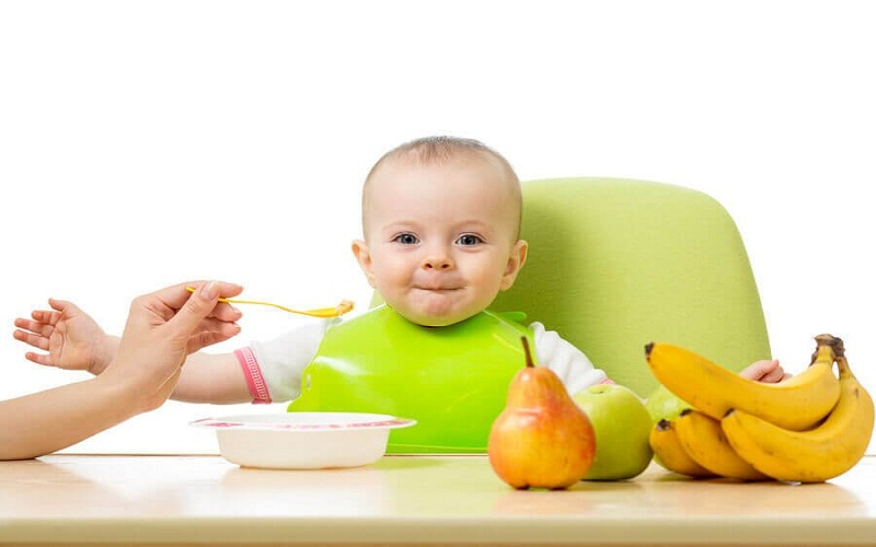 baby to try new foods