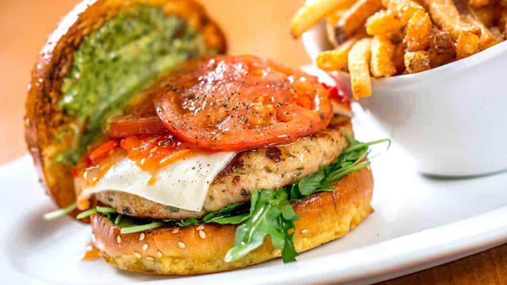 5 napking burger