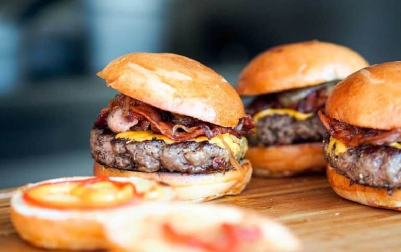 best burgers in New York