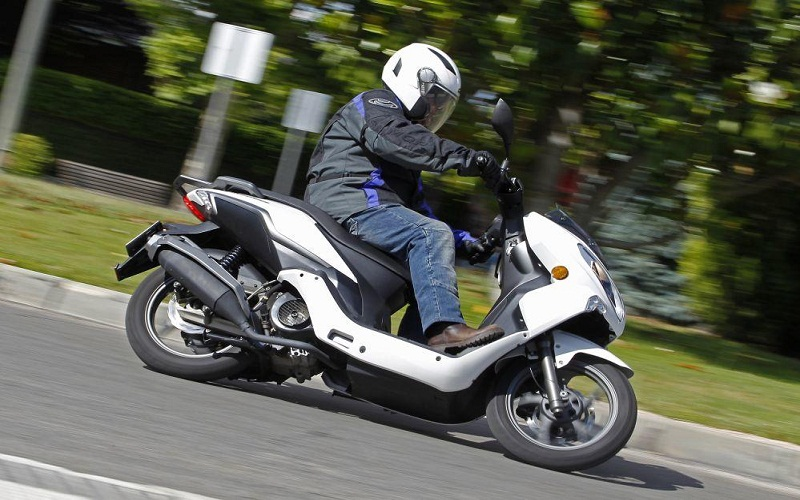best Scooter 125
