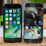 iPhone 7 vs galaxy s7