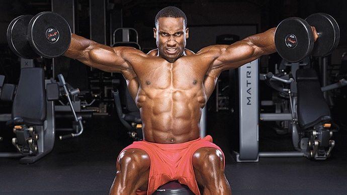 Full shoulder workout