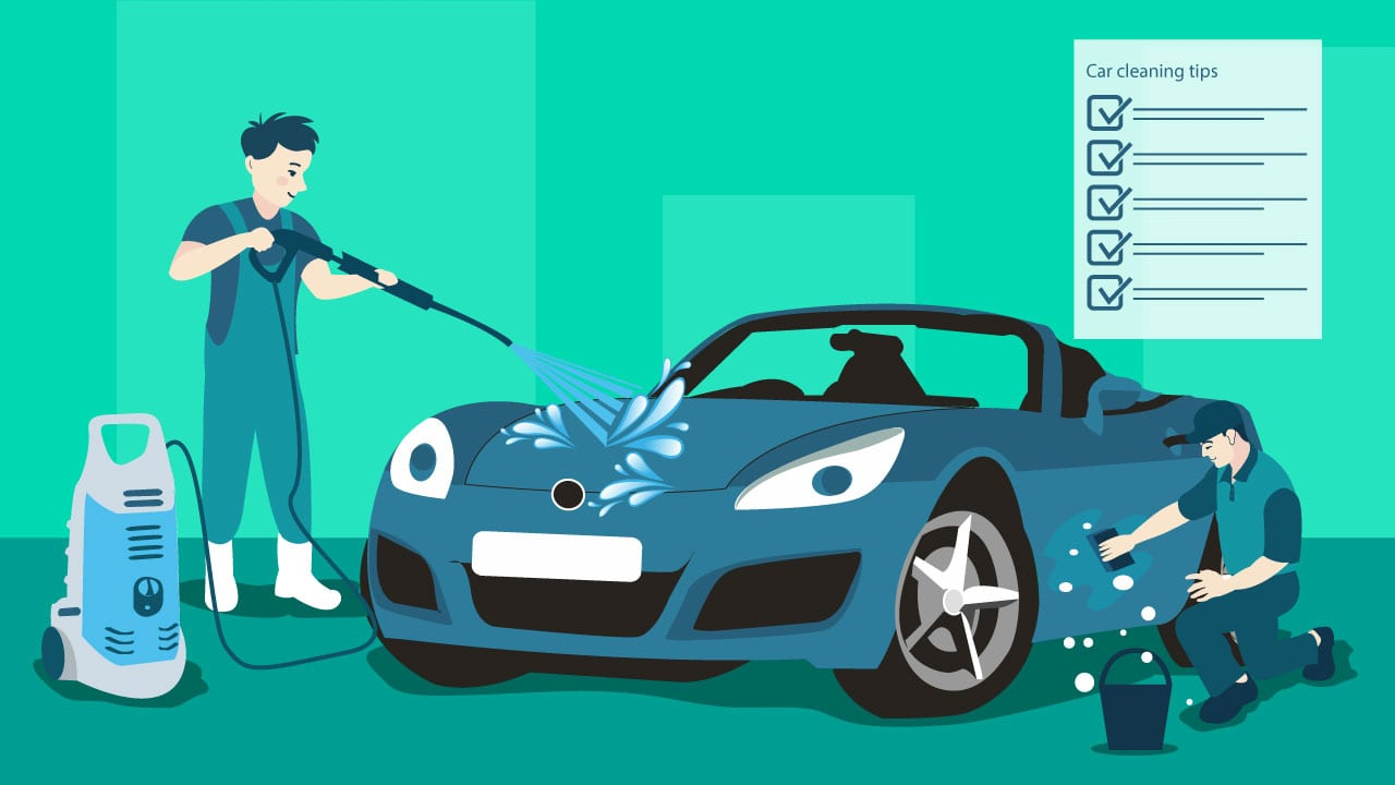 Car tips for summer