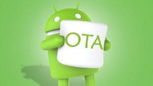 How to get OTA update