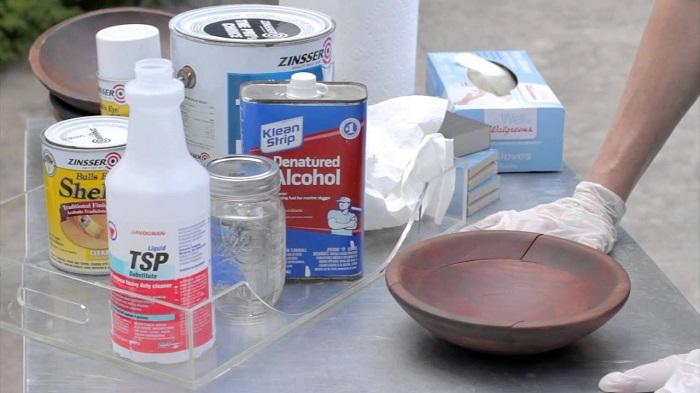 Uses of denatured alcohol