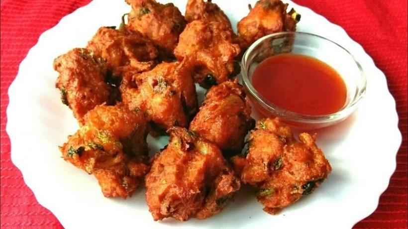 Chicken Pakora, a traditional Indian recipe