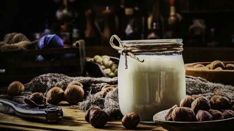 Hazelnut milk: properties and benefits