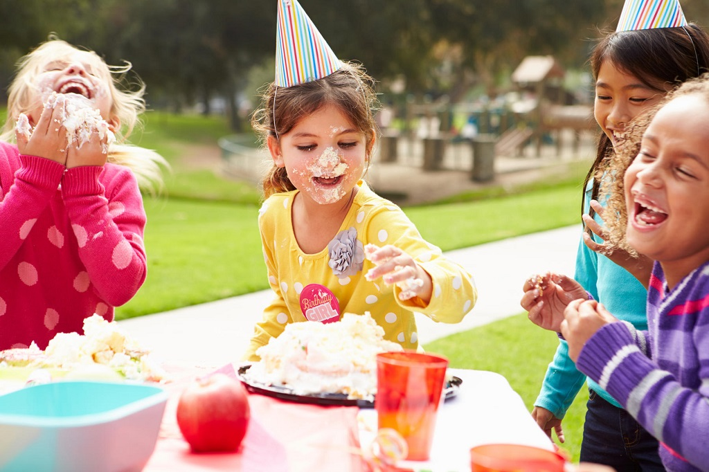 Holding a Birthday Party at a Venue