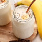 Banana milkshake: the recipe to prepare it creamy in a short time