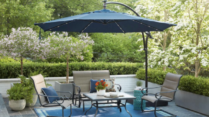 How to Choose the Most Suitable Outdoor Umbrella for Your Home