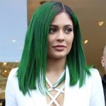 Green hair: little tips for your style