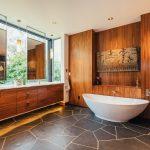 Furnishing a mid century modern bathroom, the best design tips