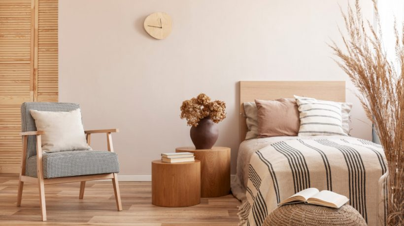 WOOD COLORS BEDROOM: THE USE OF WOOD IN DIFFERENT STYLES