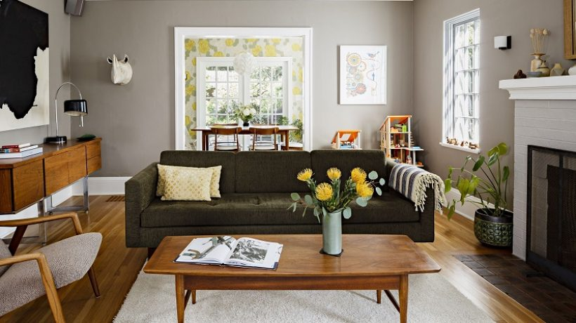 What color is khaki : a trendy color for the home